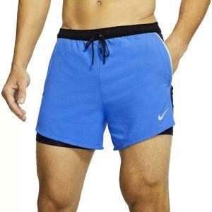 "NEW Nike Flex Swift 4"" Mens Running Short Sz M"